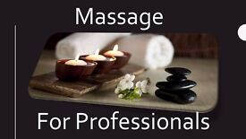 Relaxing Massage For Professionals