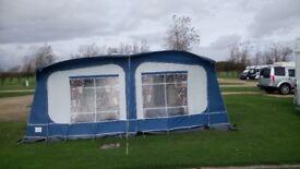 950 cm caravan awning