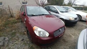 2007 Hyundai Accent GL Special as is!!! (Automatic, A/C, Electri