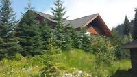 Sun Peaks Chalet Ski in / Ski out / MLS Listing ID # 125139