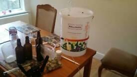 Beer making starter kit
