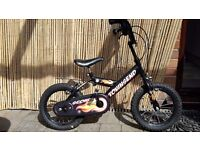 SMALL BOYS BIKE £20(please check spam for reply if you message,that's where my gumtree messages go!)