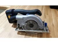 Battery 18 volt saw