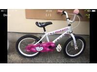 Hello kitty kids bike