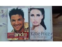 Katie Price and Peter Andre books free