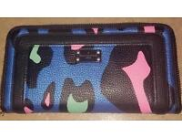 NWOT pauls boutique electric leopard purse- collection wd23 2lx/ delivery/ recorded postage £4