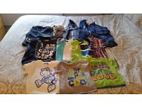 Baby clothes bundle 12-18 Months (2 pictures)
