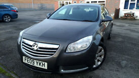 Vauxhall Insignia 1.8 petrol SE trim(17alloys, auto air-con), documentation, FULL service 15Novemb.
