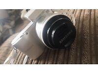 Samsung NX1000 Camera (White)