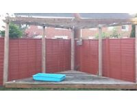 PERGOLA for sale. Great condition. (reposted due to problems with email account)