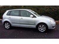 2008 Volkswagen Polo 1.2 Match – Perfect 1st Car, MOT AUG 18, GOOD SERVICE HISTORY