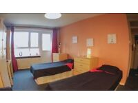 Twin room in Arsenal