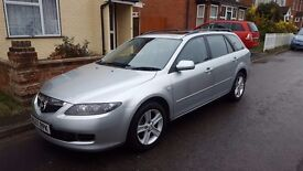 Mazda 6 estate full history superb condition in and out