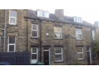 SUPER 2 BED UNFURISHED STONE TERRACED HOUSE CLOSE TO RODLEY CANAL
