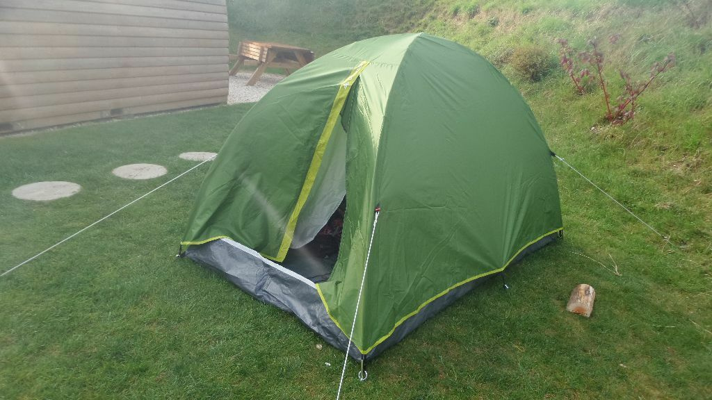 Quechua Arpenaz 2 Tent 2 Man Green In Dollis Hill