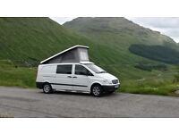 Mercedes Vito XL Campervan - New Conversion