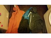 Joblot of women's clothes plus 3 mens coats