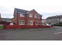 3 Bedroom Unfurnished Semi Detached Property in the Penilee District of Glasgow (ACT 611)