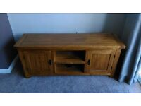 Oak Furnitureland Original Rustic solid oak collection