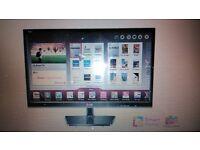 LG LED Smart TV 60CM, Model 24mt35