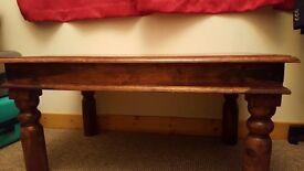 Coffee table Hastings lydd rye camber Folkestone