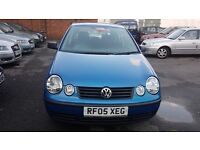 Volkswagen Polo 1.2 Twist 5dr£1,495 p/x welcome