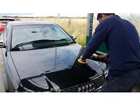 CAR POLISHING AND INTERIOR VALETING