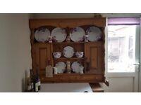 Farmhouse pine dresser top