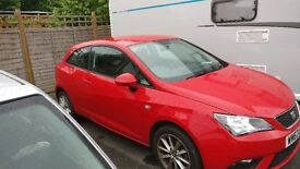 Seat Ibiza Toca - One owner and only 10,000 miles