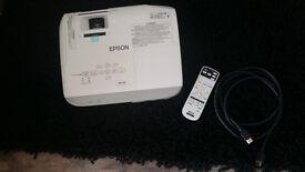 Epson EB X20 LCD Projector & remote control