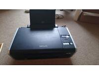 Lexmark X4650 All-In-One Inkjet Printer Scanner Copier Wireless - used (GREENWICH)