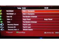 ZGEMMA CABLE TV BOX GIFT