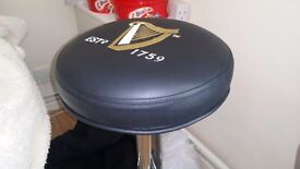Vary high quality Guinness seats tops