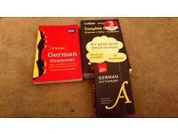 German Study books