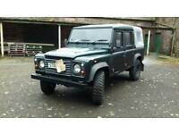 Land Rover Defender 110 2009 57000miles
