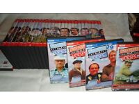 The Only Fools and Horses DVD Collection - SERIES 1 TO 7 - CHRISTMAS SPECIALS - THE STORY OF -