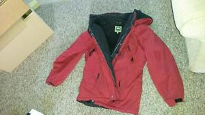 women's xl winter jacket