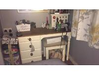 Old Creamery Dressing Table