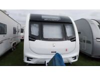 swift challenger 580 . 4 berth 2016 model warranty till dec2018 everything included ready to go