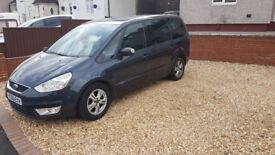 Ford Galaxy 2006 2.0 tdci 7 seater low mileage full service History like sharan s max touran
