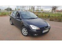 2004/04 FORD FOCUS 1.8 TDCI DIESEL LEATHERS LOW MILEAGE