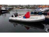 SeaSwift X-PRO 5.3m RIB for sale