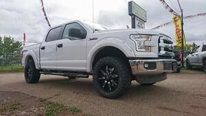 2016 Ford F-150 XLT  LIFTED Custom