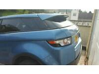 2013 evoque, low mileage , immaculate