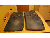 Mens Jeans size 44 very good condition X 4