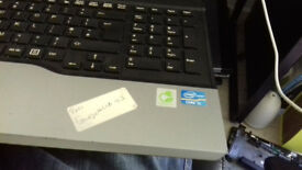 Fujitsu I5 laptop model A532 USED ONLY FOR PARTS