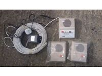 AIPHONE transistor intercom