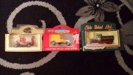 Corgi trucks x 3
