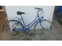 Raleigh Chiltern Dutch bike bicycle