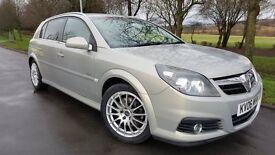 Vauxhall Signum 2.8 i Turbo V6 24v Design 5dr SAT NAV,FRESH MOT,RARE